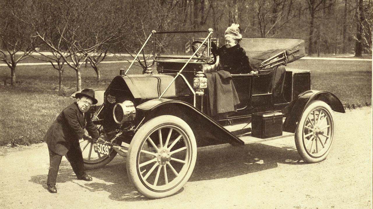 Электрическому автомобильному стартеру 105 лет