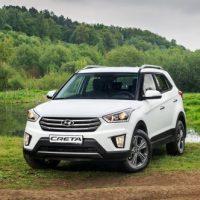 338 Новый кроссовер из Кореи — Hyundai Creta
