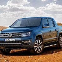 342 Volkswagen Amarok 2016-2017 – пикап с душой легковушки