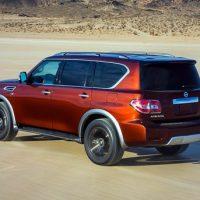 354 Nissan Armada 2016-2017 — показали на Чикагском автосалоне