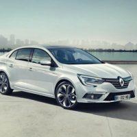 373 Обзор автомобиля Renault Megane 2016-2017