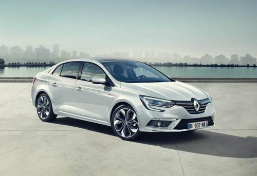 Обзор автомобиля Renault Megane 2016-2017