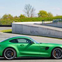 391 Обзор автомобиля Mercedes AMG GT R 2016-2017