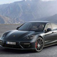 396 Обзор автомобиля Porsche Panamera 2 2017-2018