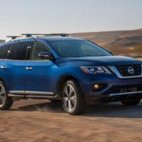 401 Обзор автомобиля Nissan Pathfinder 2017-2018