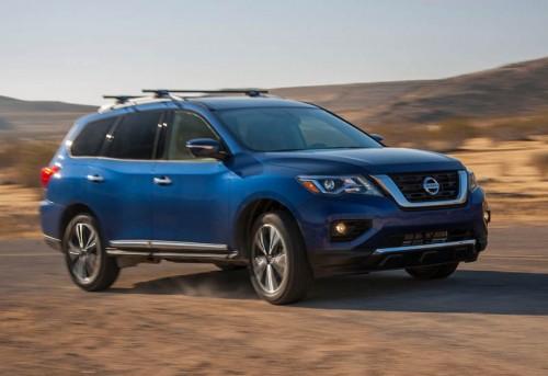 Обзор автомобиля Nissan Pathfinder 2017-2018
