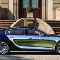 433 Четырёхдверный автомобиль – предполагаемое будущее Bugatti