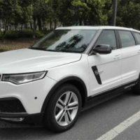447 Обзор автомобиля Zotye T700 2016-2017