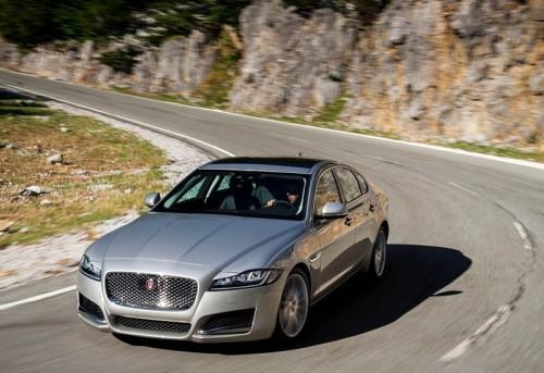 Тест Jaguar XF 2016-2017 года — второе поколение седана