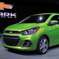 Chevrolet Spark 2015-2016 года — в ногу со временем