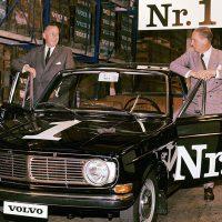 493 50 лет Volvo 144. Первому Volvo, перешагнувшему миллионный тираж