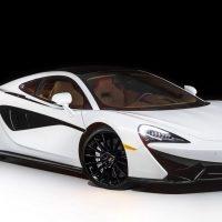 498 McLaren усовершенствовал суперкар 570GT