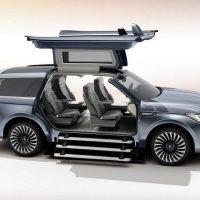 506 Lincoln готовит замену внедорожнику Navigator