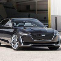 517 Обзор автомобиля Cadillac Escala Concept 2016-2017