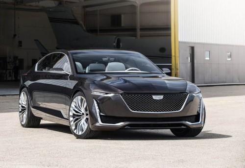 Обзор автомобиля Cadillac Escala Concept 2016-2017