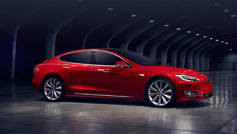 Tesla Model S стала самым динамичным авто в мире