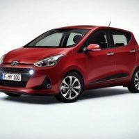 559 Обзор автомобиля Hyundai i10 2016-2017