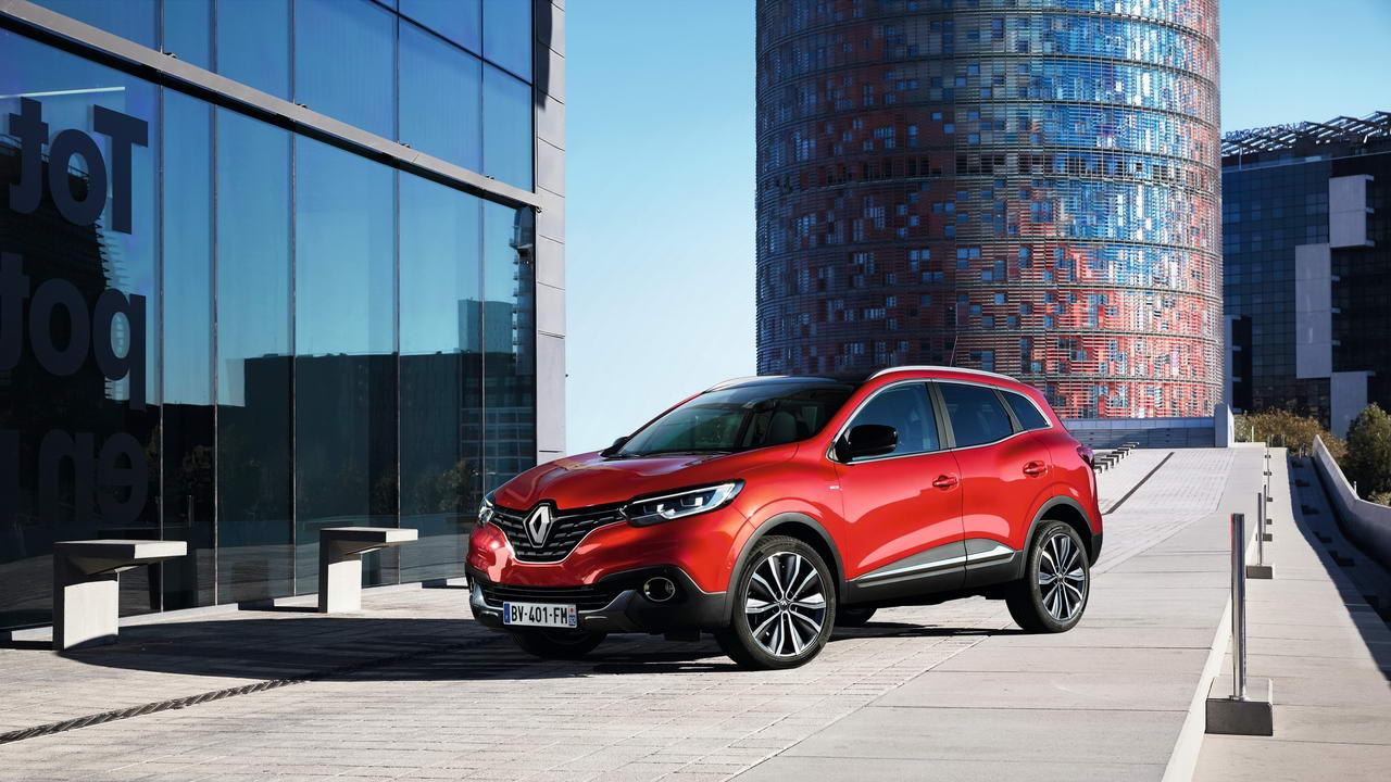 564 В Украине стартуют продажи кроcсовера Renault Kadjar