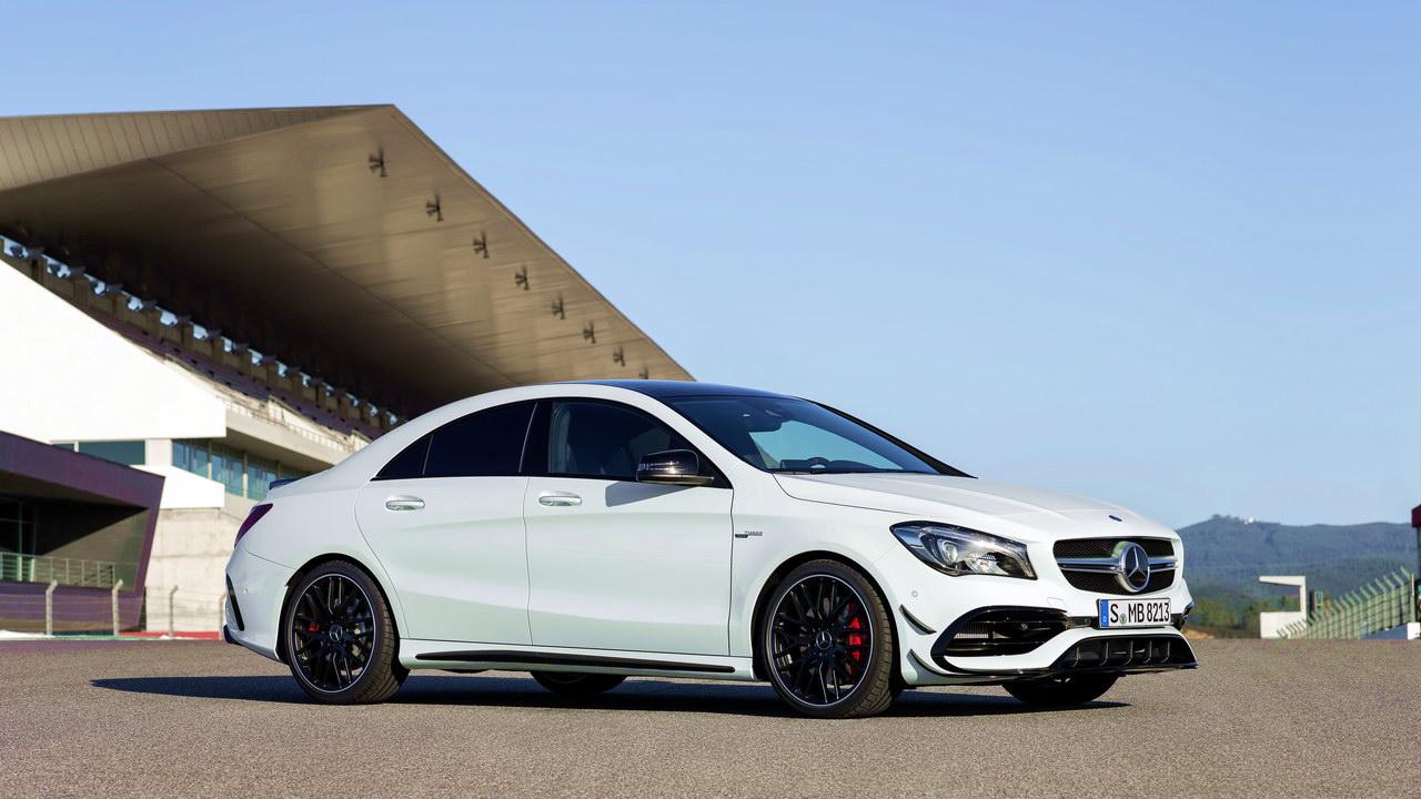 567 В Украине дебютировал обновленный Mercedes-Benz CLA