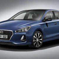 598 Обзор автомобиля Hyundai i30 2017-2018