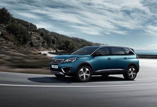 627 Обзор автомобиля Peugeot 5008 2016-2017