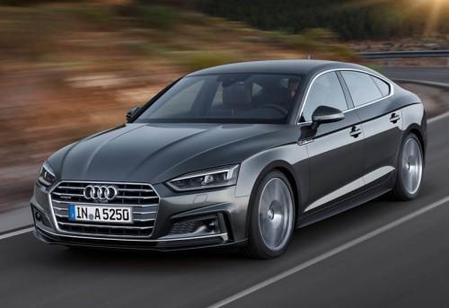 641 Обзор автомобиля Audi A5 Sportback 2016-2017