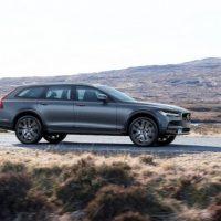 646 Обзор автомобиля Volvo V90 Cross Country 2017