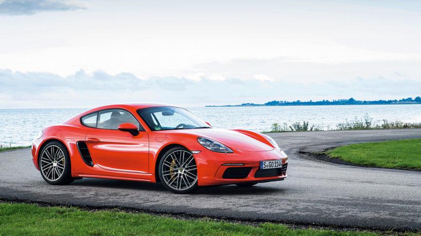 756 Porsche 718 Cayman