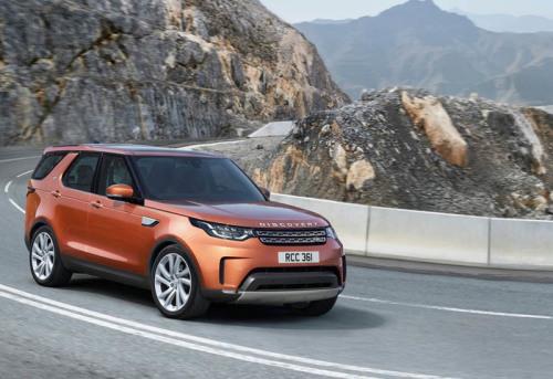 Обзор автомобиля Land Rover Discovery 2017-2018