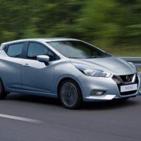 2236 Обзор автомобиля Nissan Micra 2017-2018