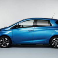 3131 Обзор автомобиля Renault Zoe 2017-2018