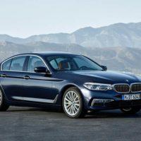 3754 Обзор автомобиля BMW 5-Series 2017
