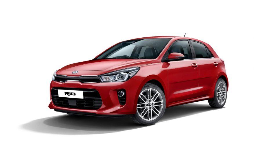 4514 Обзор автомобиля Kia Rio 2017-2018
