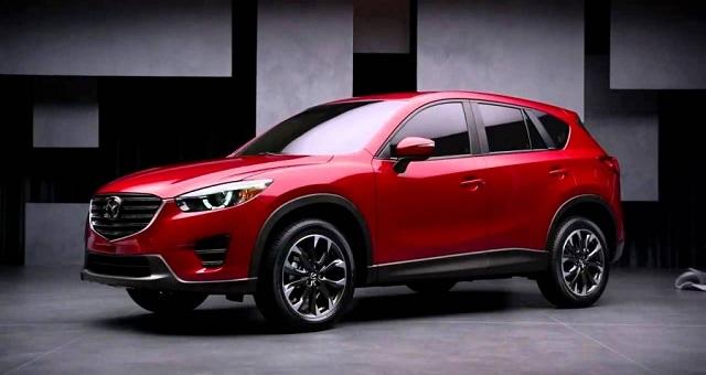 Обзор автомобиля Mazda CX-5 2017-2018