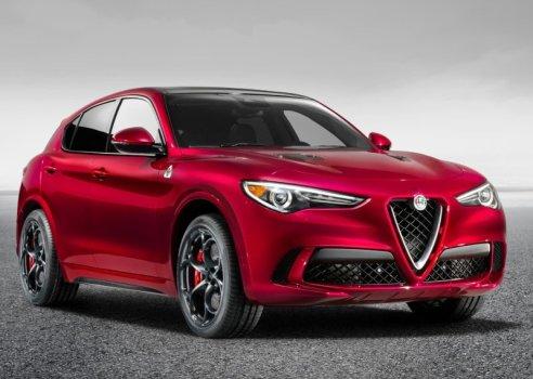 Обзор автомобиля Alfa Romeo Stelvio 2017-2018