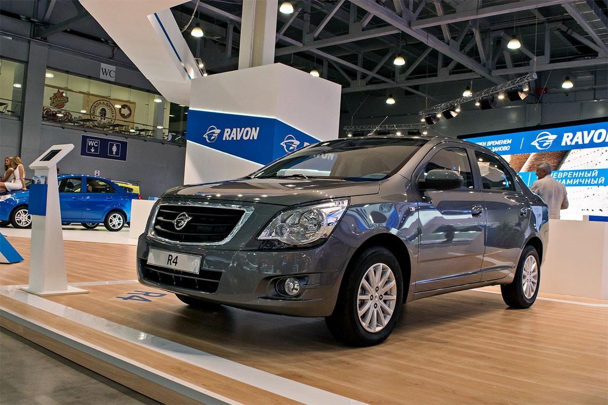 Обзор автомобиля Ravon R4 2017-2018
