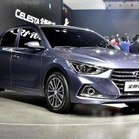 10381 Обзор автомобиля Hyundai Celesta 2017-2018
