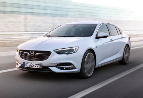 12426 Обзор автомобиля Opel Insignia 2017