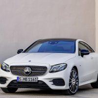 15547 Обзор автомобиля Mercedes-Benz E-Class Coupe 2017-2018