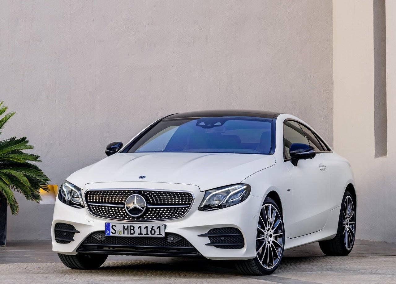 Обзор автомобиля Mercedes-Benz E-Class Coupe 2017-2018