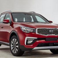 15569 Обзор автомобиля Kia KX7 2017