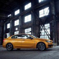 15597 Обзор автомобиля BMW 1 серии 2017