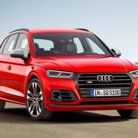 16712 Обзор автомобиля Audi SQ5 2017