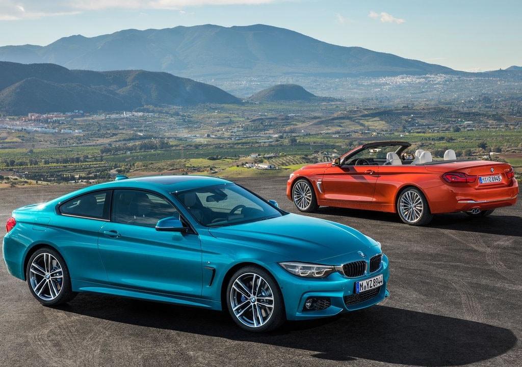 16746 Обзор автомобиля BMW 4-Series 2017-2018
