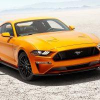 Обзор автомобиля Ford Mustang 2017-2018