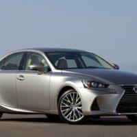 16764 Обзор автомобиля Lexus IS 2017