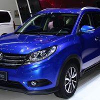 Обзор автомобиля Dongfeng 580 2017