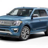 Обзор автомобиля Ford Expedition 2018