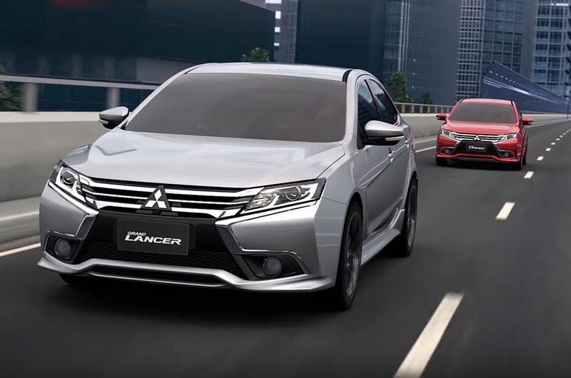 Обзор автомобиля Mitsubishi Grand Lancer 2017