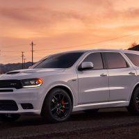 16925 Обзор автомобиля Dodge Durango SRT 2017